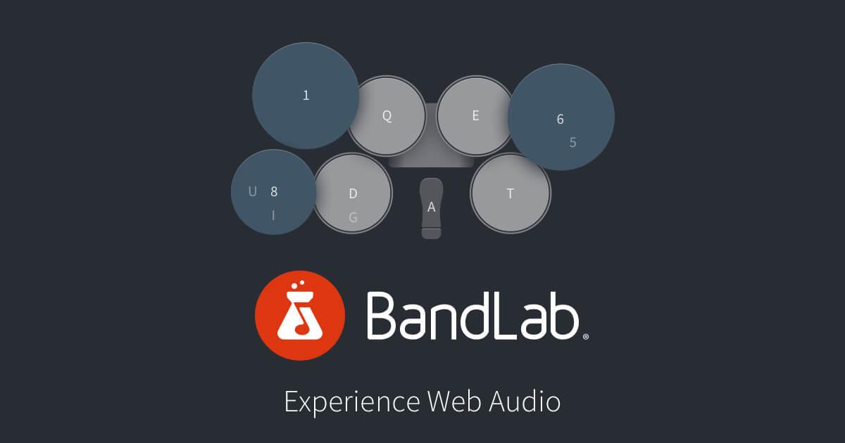 BandLab: Experience Web Audio!